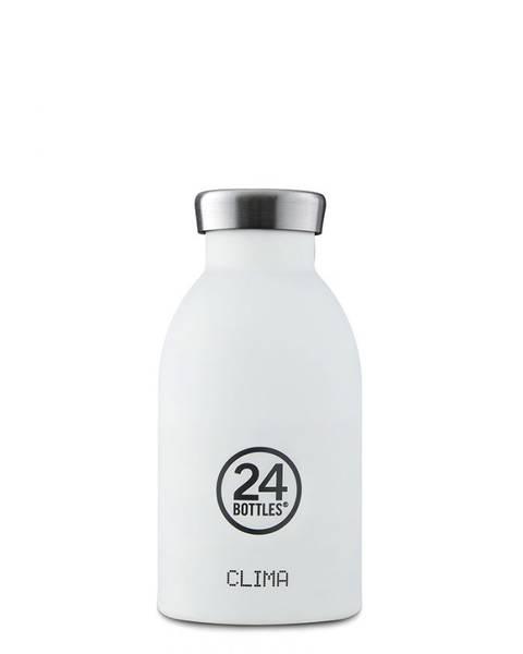 Bilde av CLIMA 0.33L Isolert termoflaske Ice White / 24Bottles