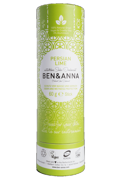 Bilde av Deodorantstift 60g /Persian Lime / Ben & Anna