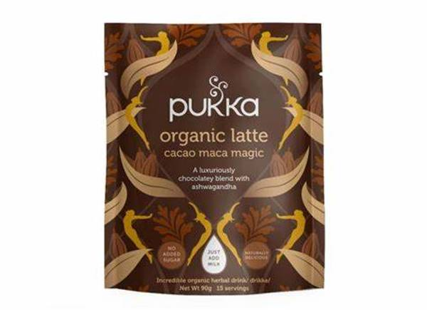 Bilde av Pukka Latte Cocoa Maca Magic 90g / Pukka