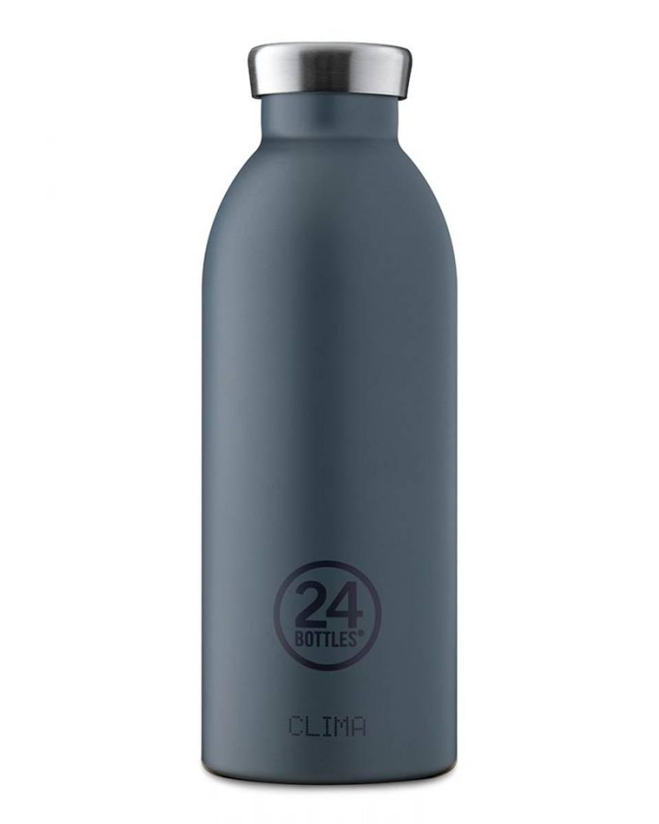CLIMA 0.5L Isolert termoflaske Formal Grey / 24Bottles