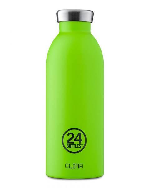 Bilde av CLIMA 0.5L Isolert termoflaske Lime Green / 24Bottles
