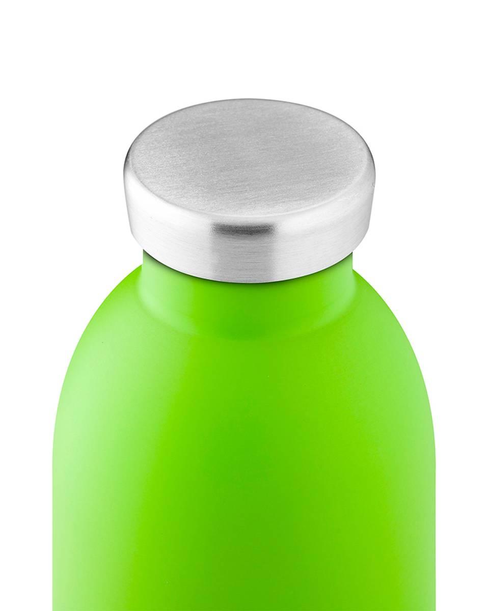 CLIMA 0.5L Isolert termoflaske Lime Green / 24Bottles