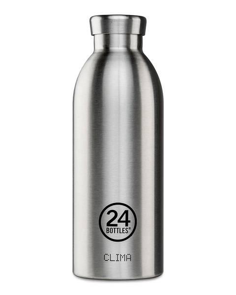 Bilde av CLIMA 0.85L Isolert termoflaske Stainless Steel / 24Bottles