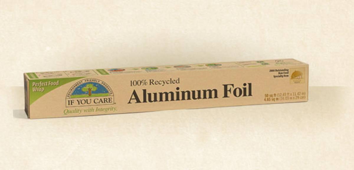 If You Care resirkulert aluminiumsfolie 10mx30cm