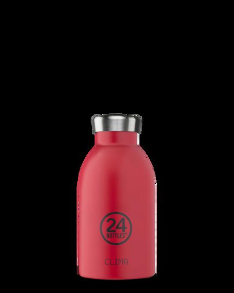 Bilde av CLIMA 0.33L Isolert termoflaske Hot Red / 24Bottles