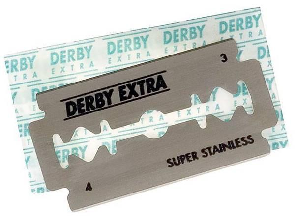 Bilde av 5-pk Derby Extra barberblader