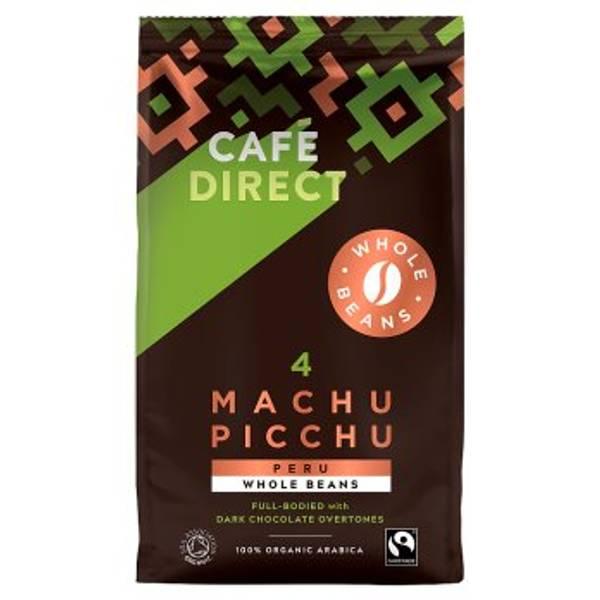 Bilde av Machu Picchu kaffebønner 750g /  Café Direct