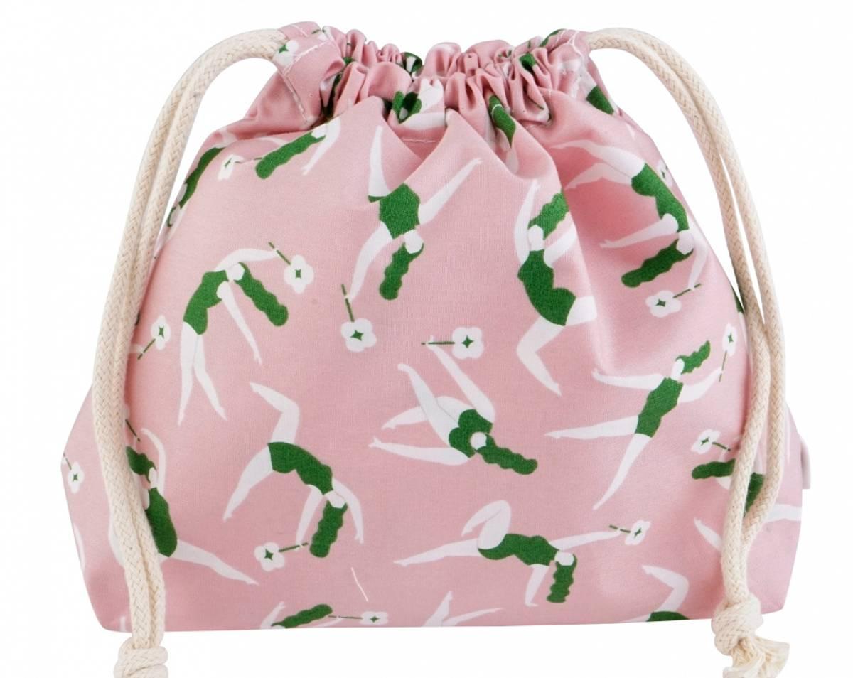 Våtpose med snøring, Hannahgirl Pink / Hannahpad