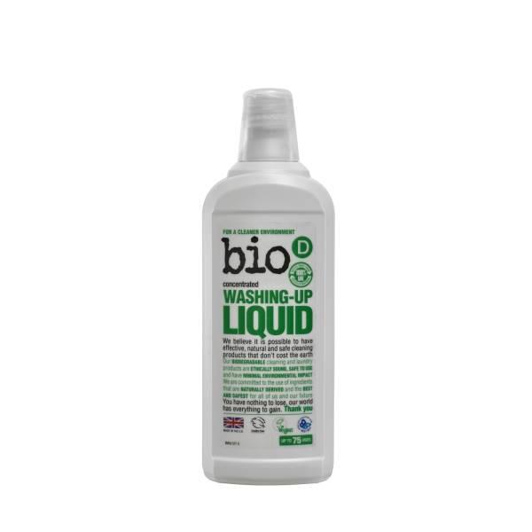 Bilde av 750 ml oppvasksåpeDUFTFRI / Bio-D