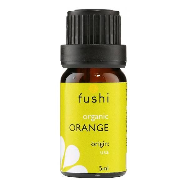 Bilde av Fushi eterisk appelsinolje 5 ml, økologisk