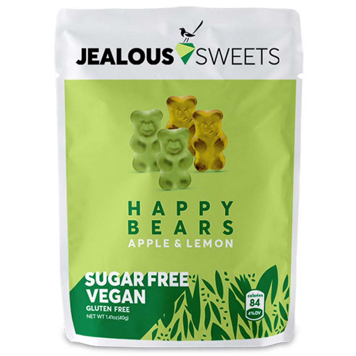 Smågodt Happy Bears 40 g / Jealous Sweets