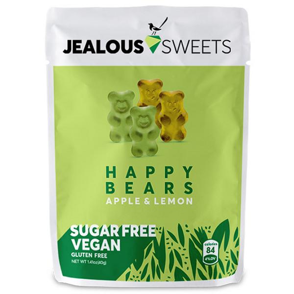 Bilde av Smågodt Happy Bears 40 g / Jealous Sweets