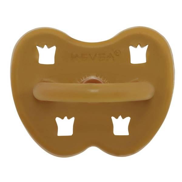 Bilde av Ortodontisk smokk 3-36 mnd, Turmeric / Hevea