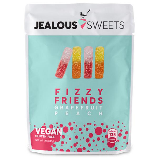 Bilde av Smågodt Fizzy Friends 40 g  / Jealous Sweets