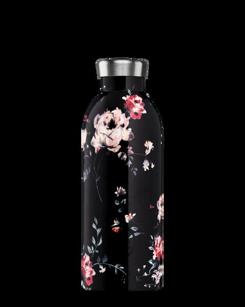 Bilde av CLIMA 0.5L isolert termoflaske Ebony Rose / 24Bottles