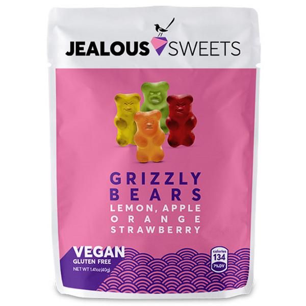 Bilde av Smågodt Grizzly Bears 40 g / Jealous Sweets
