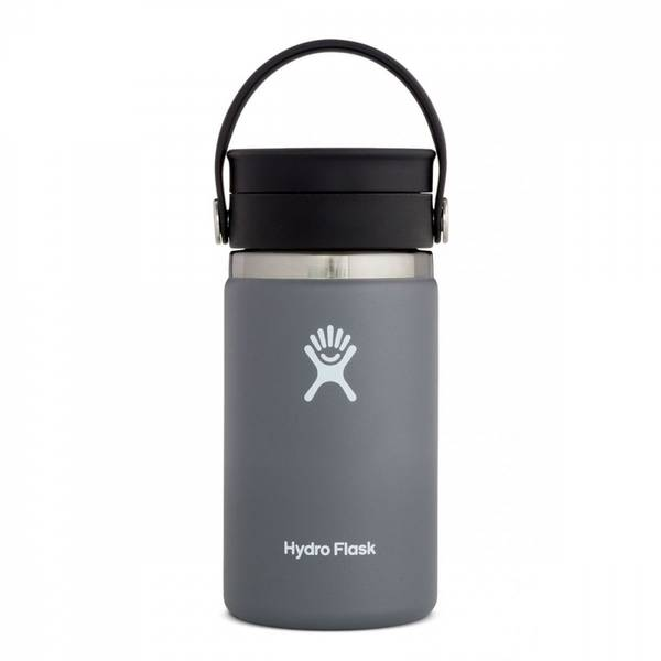 Bilde av Termokopp 354ml, STONE, Wide Mouth Flex Sip Lid / Hydro Flask