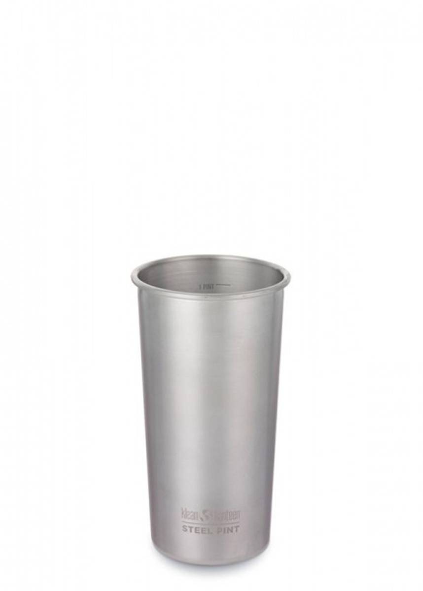 Klean Kanteen 4-pk STÅLKOPP 592 ml