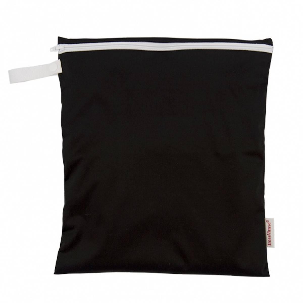 Medium våtpose, sort / Imse Vimse