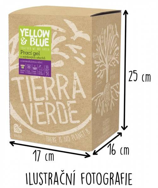 Bilde av  5 liter flytende klesvask, Lavendel / Yellow&Blue