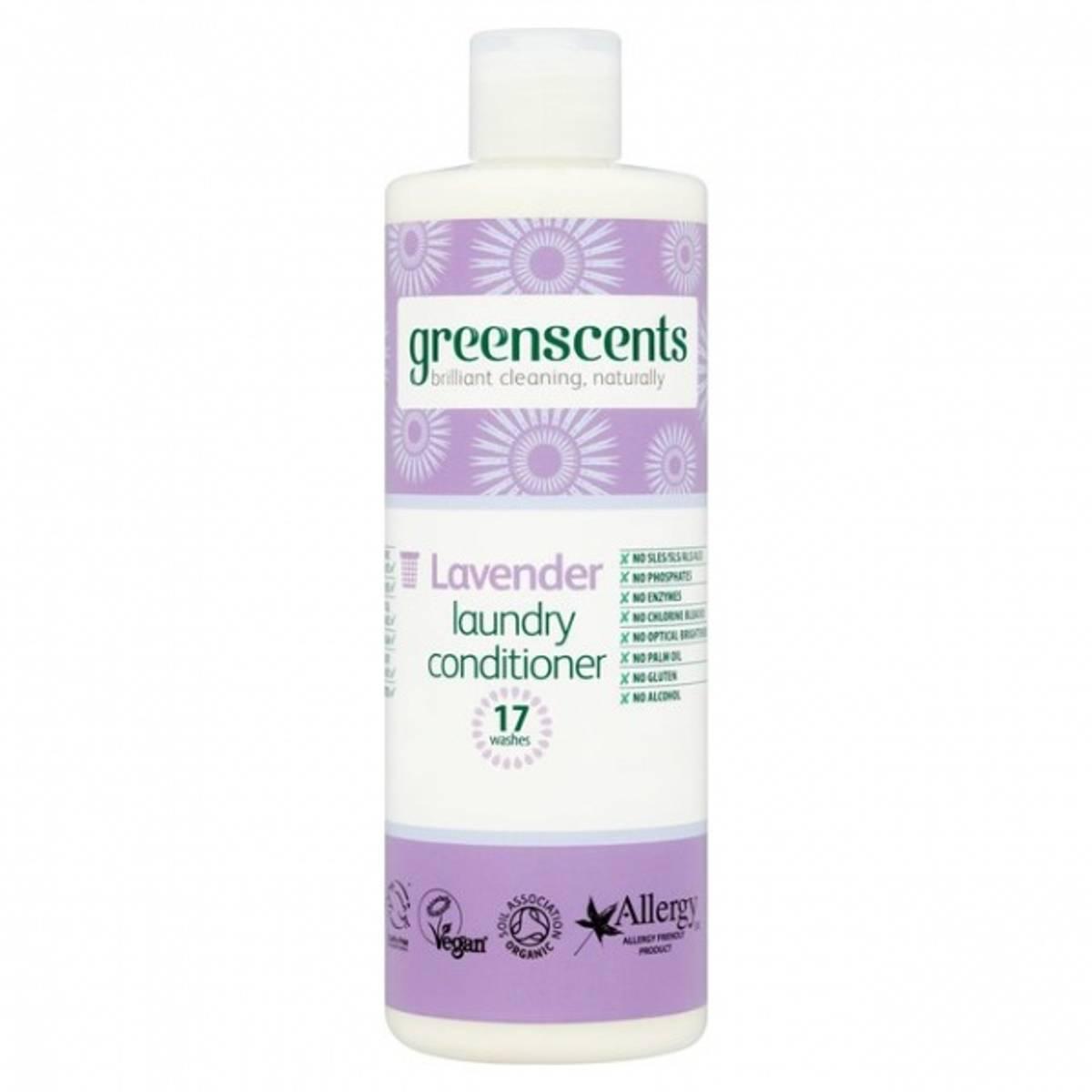 Tøymykner LAVENDEL 400 ml / Greenscents
