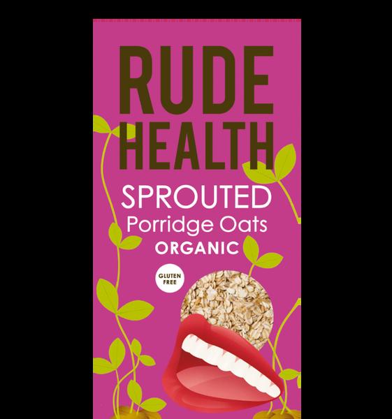 Bilde av Spiret, økologisk havregryn, glutenfri. 500g / Rude Health