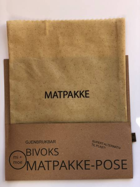 Bilde av Matpakkepose, Natur / Mi + Moe