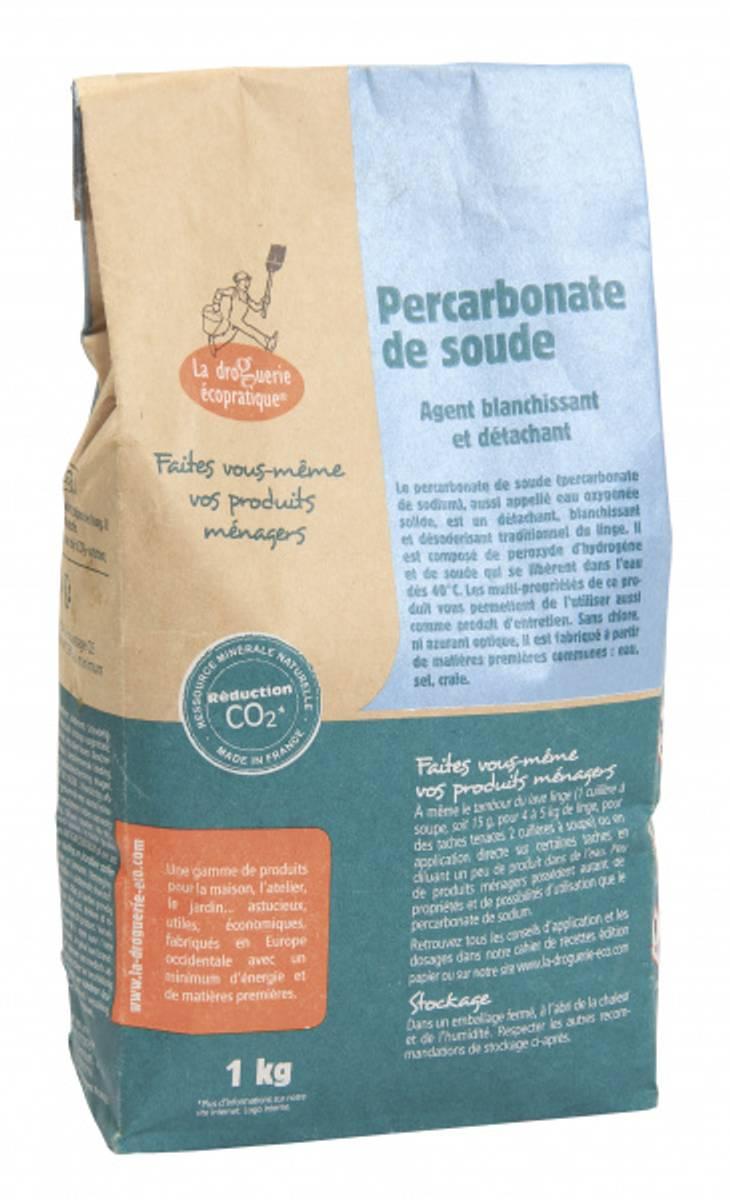 Natriumperkarbonat 1 kg / La droguerie écopractique