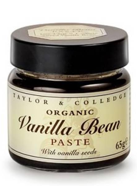 Bilde av Økologisk vaniljepaste 65g /Taylor & Colledge