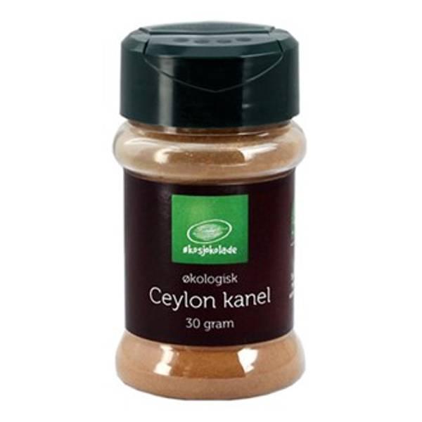 Bilde av Ceylon kanel, økologisk 30g / Økosjokolade
