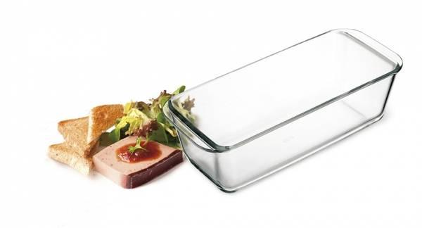 Bilde av Brødform i herdet glass, AhTable.