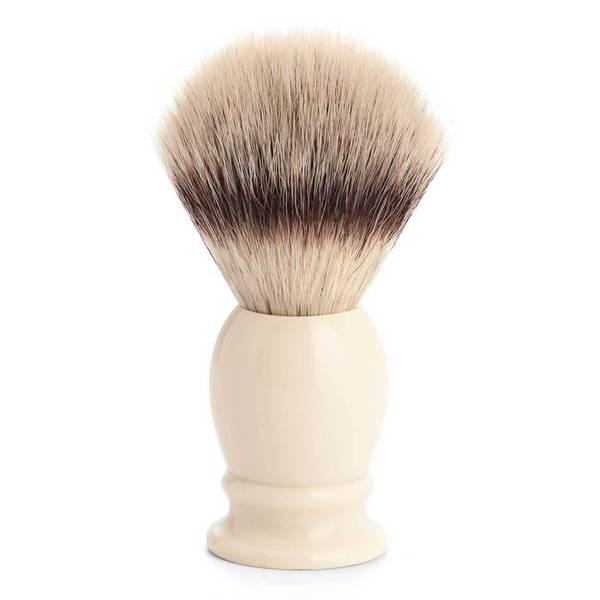 Bilde av Mühle Classic Style Silvertip Fibre barberkost Krem