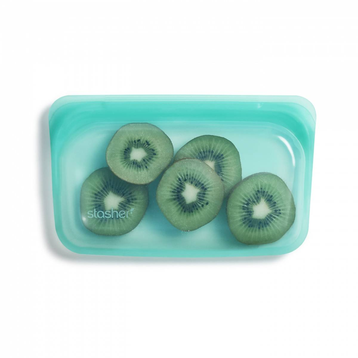 Stasher Snack, Aqua / Stasher Bags