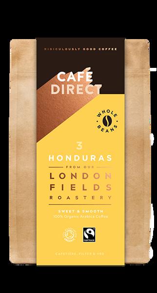 Bilde av Honduras kaffebønner, økologisk & Fair Trade / Café Direct