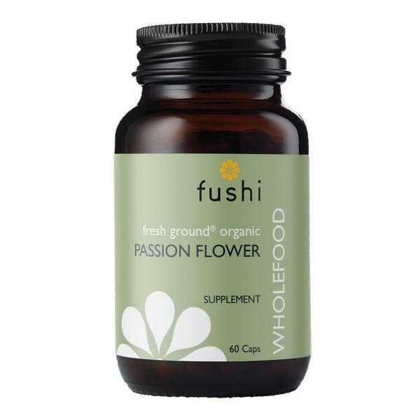 Bilde av Passjonsblomst / Passion Flower 60 kapsler / Fushi