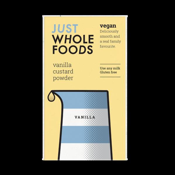 Bilde av Vaniljekrempulver / Vanilla Custard 100g / Just Wholefoods