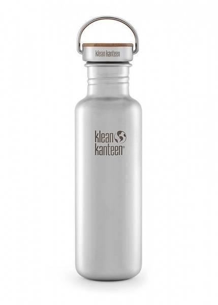 Bilde av Reflect 800 ml drikkeflaske, Brushed Stainless / Klean Kanteen
