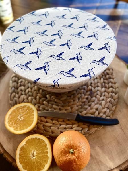 Bilde av Str. M Vokset bolletrekk, Humming Bird / Your Green Kitchen