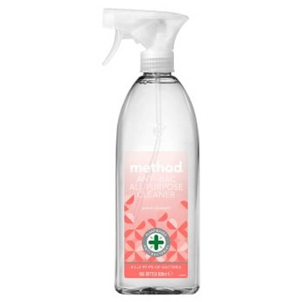 Bilde av Anti-bac universalspray, Peach Blossom  / Method