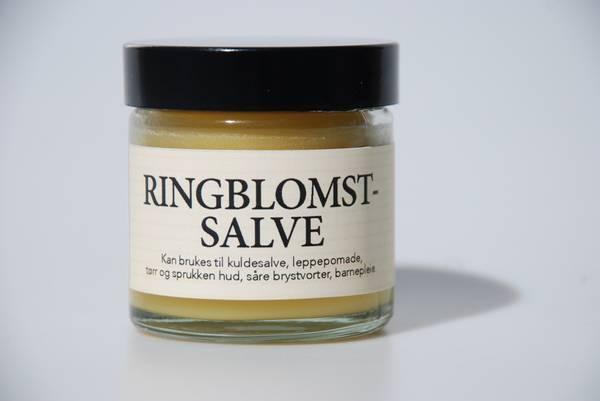 Bilde av Ringblomstsalve økologisk 60 ml / Grims Have