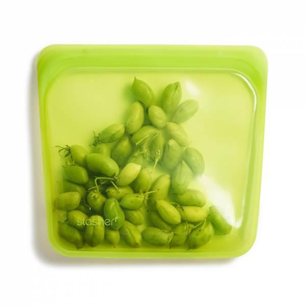 Bilde av Stasher Sandwich, Lime / Stasher Bags