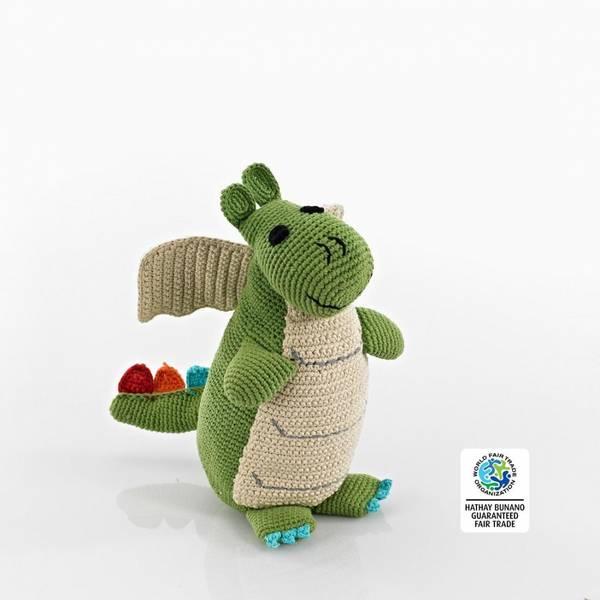 Bilde av Heklet Drage / håndlaget og Fairtrade