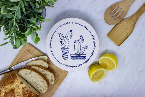 Bilde av Str. S Vokset bolletrekk, Cactus / Your Green Kitchen