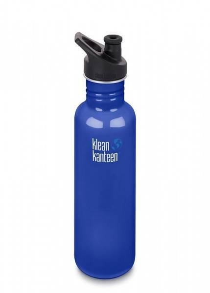 Bilde av Drikkeflaske Sport 800 ml, Coastal Waters / Klean Kanteen