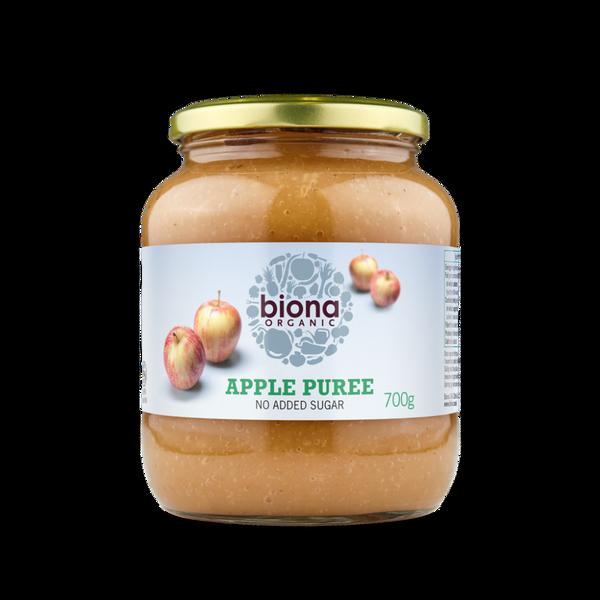 Bilde av Økologisk eplemos, 700ml, sukkerfritt / Biona Organic