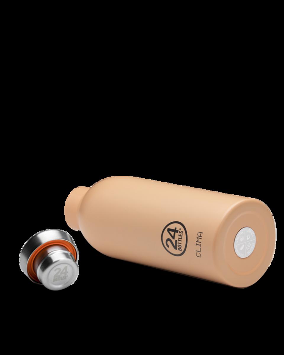 CLIMA 0.5L Isolert termoflaske Peach Orange / 24Bottles