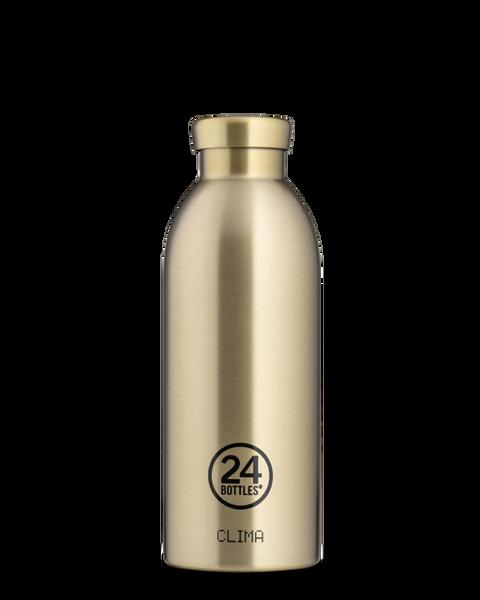 Bilde av CLIMA 0.5L Isolert termoflaske 0.5L Gold / 24Bottles