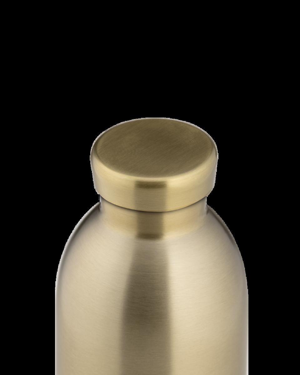 CLIMA 0.5L Isolert termoflaske 0.5L Gold / 24Bottles