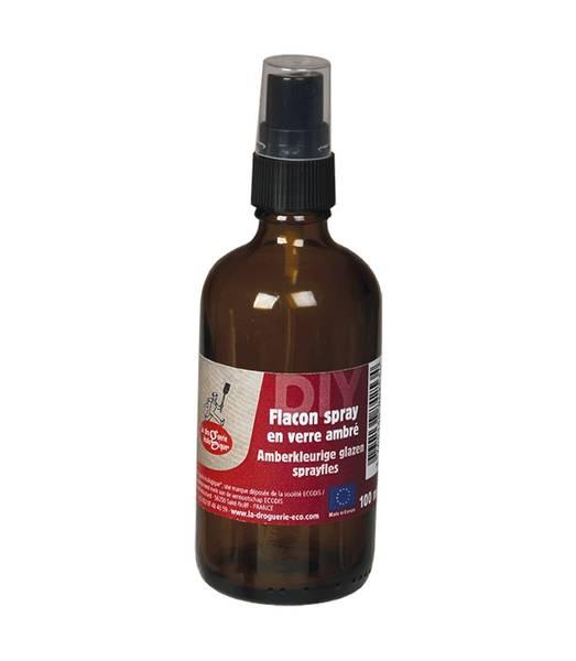 Bilde av Sprayflaske i brunt glass 100 ml / La droguerie écologique®