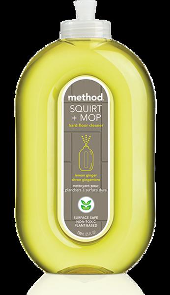 Bilde av Lemon Ginger gulvrengjøring 739 ml / Method